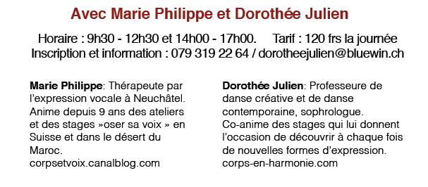 Capture TEXTE DOROTHEE-MARIE