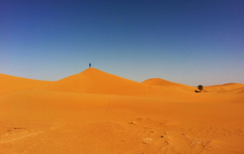 Photo désert