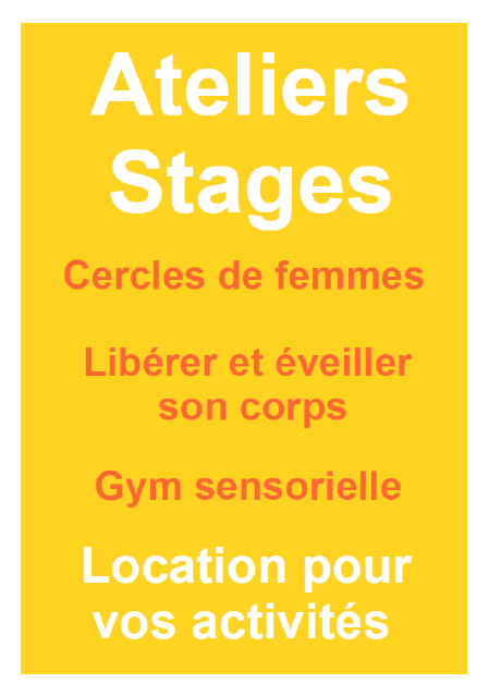 atelier stages marges
