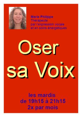 OSER SA VOIX 3